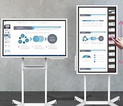 Paper board numérique pour animer vos réunions dans l'espace de coworking Novel.id