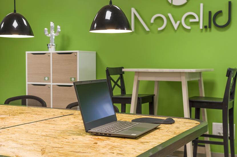 Ordinateurs en libre service, paper bord numérique, télévisions connectées, vidéoprojecteurs et internet fibre, équipent le Tiers-Lieu Novel.id