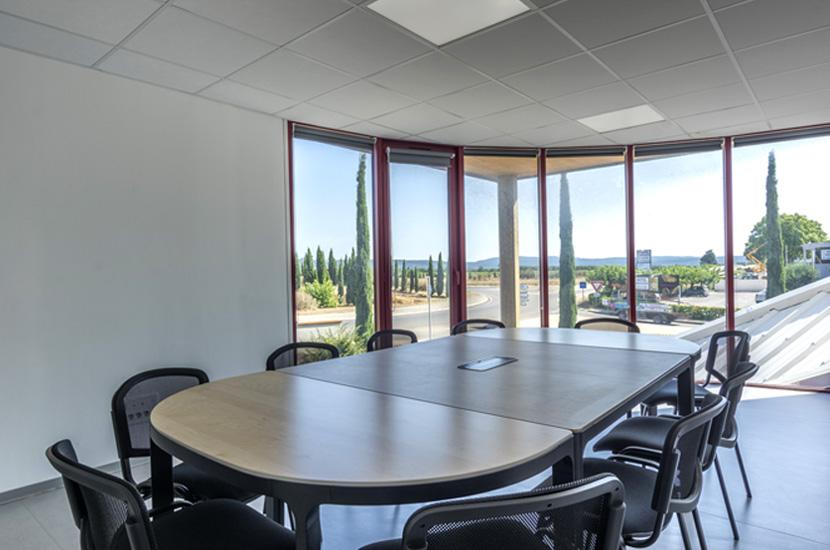 Locations de salles de réunions et de bureaux à Saint André de Sangonis dans l'Hérault