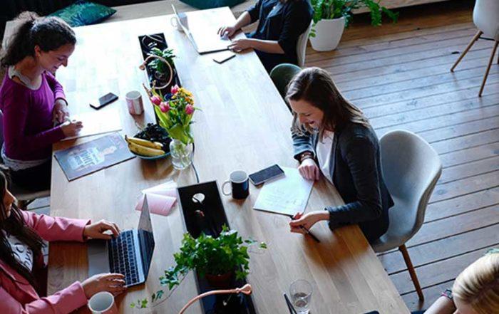 Les avantages à travailler dans un espace de coworking